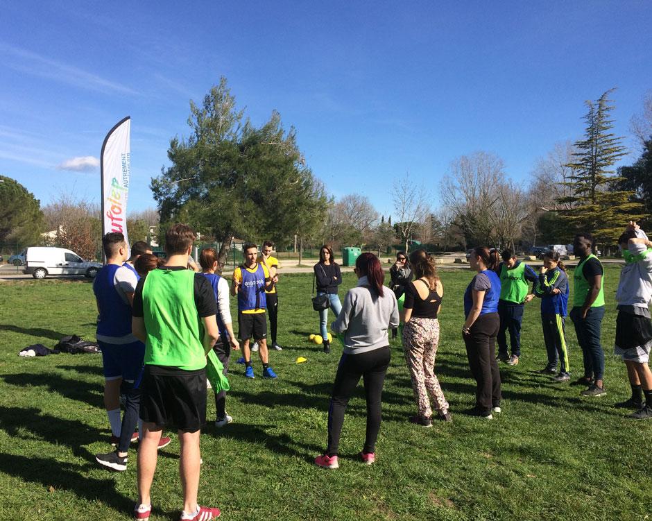 service civique gard formation sport citoyenneté